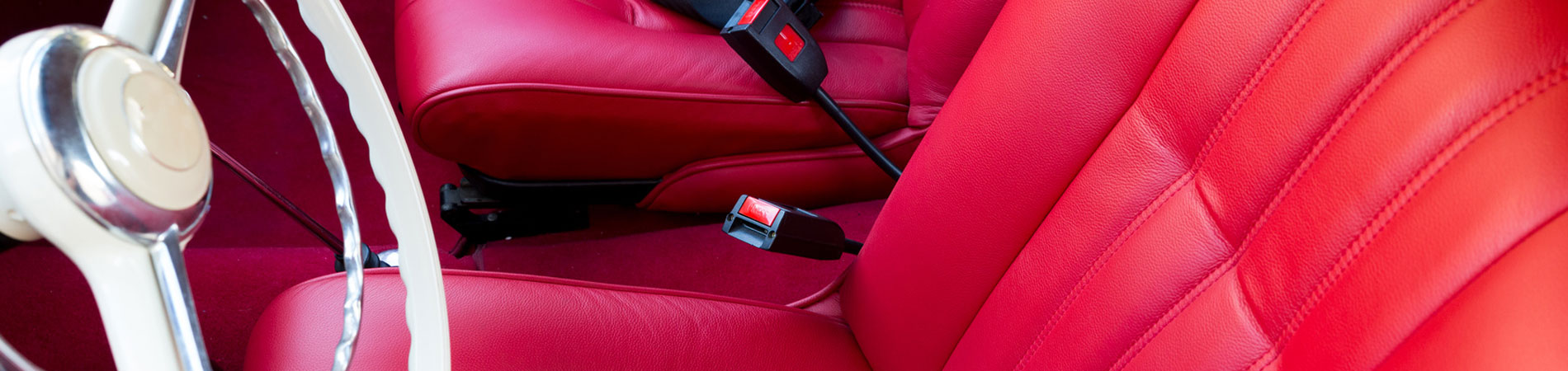 Leather Car Seating
